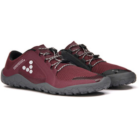 Vivobarefoot Primus Trail FG Mesh Shoes Women Cordovan